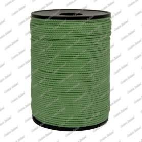Cordino minimal verde chiaro 1,5 mm - 100 mt
