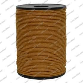 Cordino minimal nocciola 1,5 mm - 100 mt