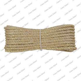 Corda sisal 6 mm - 10 mt