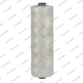Tortiglia nylon alta tenacità bianca, titolo 210/09 - 500 gr