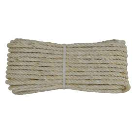 Corda canapa 4 mm - 10 mt