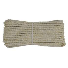 Corda canapa 6 mm - 10 mt