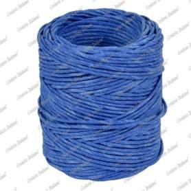 Spago carta colorato azzurro 1,4 mm - 40 mt