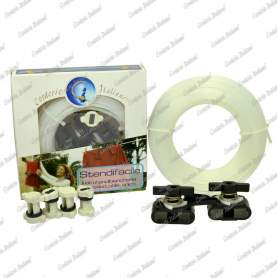 Kit Stendibiancheria nylon 4 mm - 20 mt