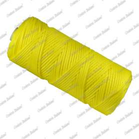 Segnalinea giallo 1,8 mm - 25 mt su tubetto