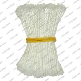 Riloga verticale bianca 2 mm - 15 mt