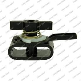 Tenditori per fili tira - tira piccoli, 25 pz, nero