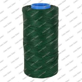 Spago cerato verde 1,0 mm - 250 mt