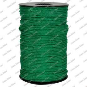 Cordino minimal verde 1,5 mm - 50 mt