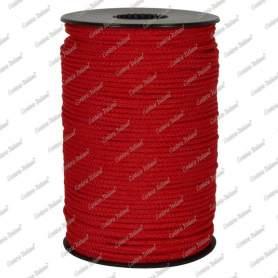 Cordino minimal rosso 1,5 mm - 50 mt