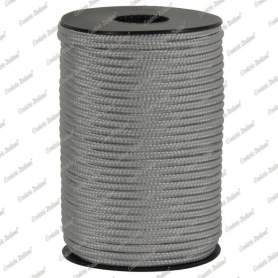 Treccia hobby grigio perla 3 mm - 90 mt