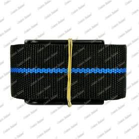 Cintura sub con fibbia autobloccante 50 mm - 130 cm