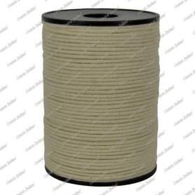 Cordoncino cotone 2 mm - 100 mt