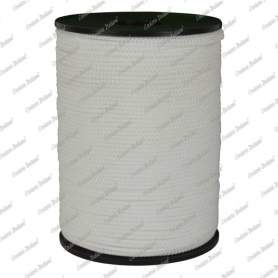 Cordino minimal bianco 1,5 mm - 50 mt