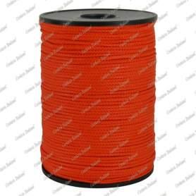 Cordino minimal arancione 1,5 mm - 50 mt