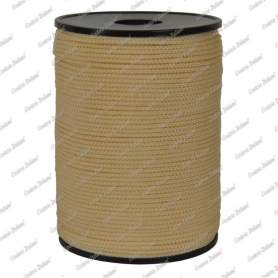 Cordino minimal beige 1,5 mm - 100 mt