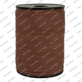 Cordino minimal mattone 1,5 mm - 50 mt